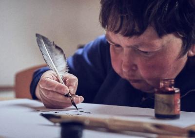 Gestalte deine Norm: NbV Logoentwicklung von Menschen mit Behinderungen