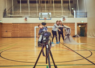 Shooting Fabian • Gertrud Luckner Gewerbeschule