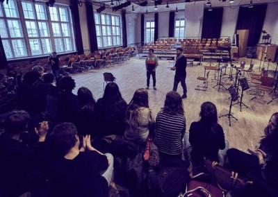 Bunt wie Musik, Spätlese Chor, Berlin