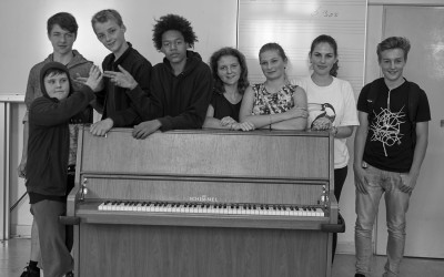Blog Tag 1 | Sophie-Scholl-Schule