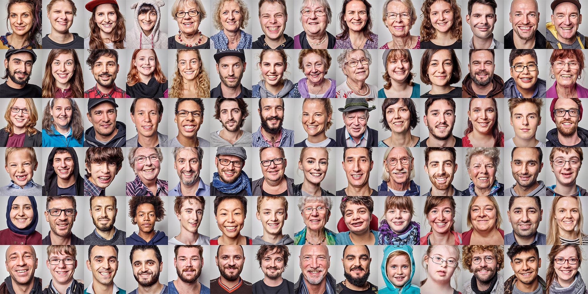 Norm braucht Vielfalt Fotoshooting Insel Berlin 2016