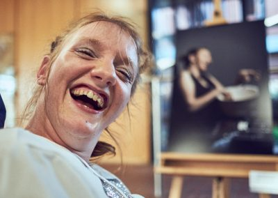 Gertrud Luckner Gewerbeschule • Vernissage