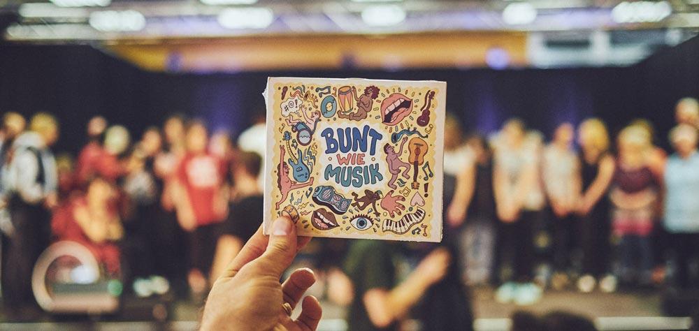 CD Bund wie Musik