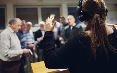 Clousiana Orchestra | Recording Chor