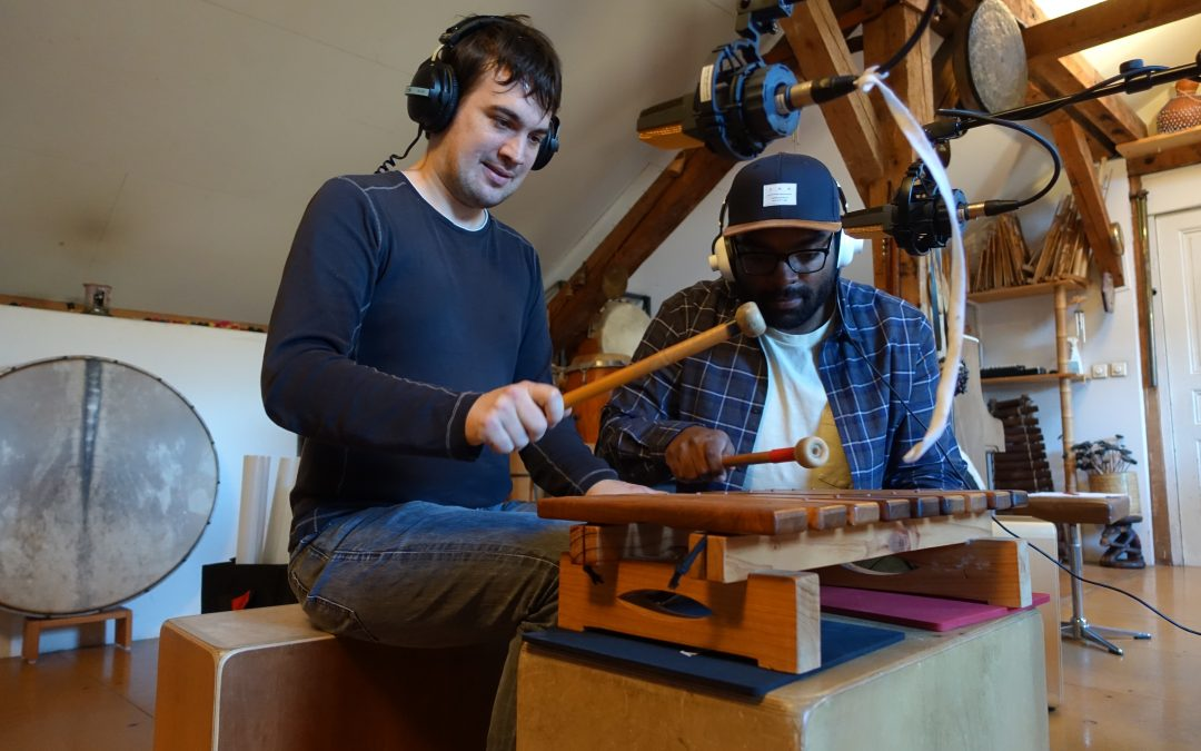 Clousiana Orchestra | Recording Boxitos